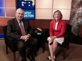 Former Mayor Tom Menino and Emily Rooney sat down on Greater Boston to talk life after City Hall.