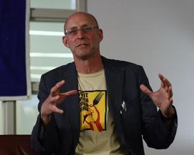 Michael Pollan at Yale