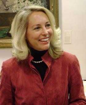Valerie Plame at Moravian College
