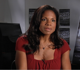 "Actress Audra McDonald won her sixth Tony award on Sunday. Jared Bowen interviewed her in 2012 when she was in ""Porgy and Bess"" at the A.R.T."