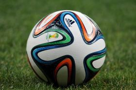 The World Cup ball.