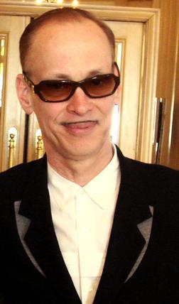 John Waters at Cannes