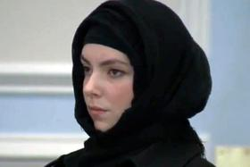 Katherine Russell, widow of Boston Marathon Bomber Tamerlan Tsarnaev.