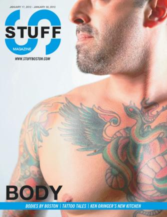 The Phoenix&#039;s sister publication, Stuff, Jan. 2012.