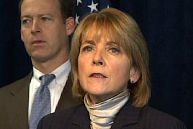 Massachusetts Attorney General Martha Coakley
