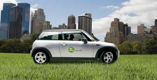 A study finds that consumers tend not to choose Zipcar for environmental reasons, though that is one of the company's selling points.