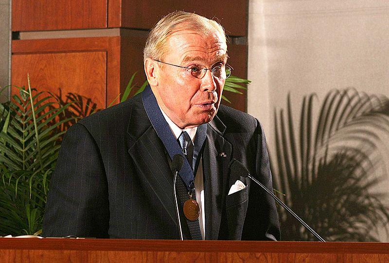 Question 6: Jon Huntsman, Sr., businessman and founder of the Huntsman Corporation and father of Jon Huntsman, former governor of Utah - giver, or taker?