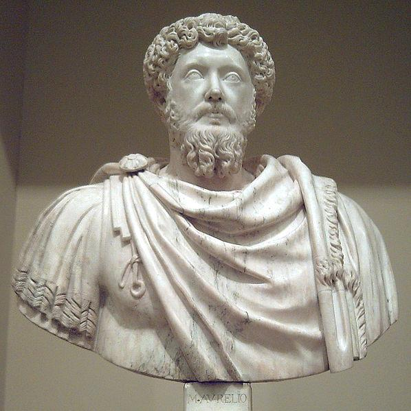 Question 2: Marcus Aurelius, Roman emperor - giver, or taker?