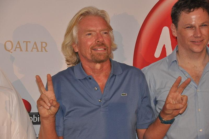 Question 3: Richard Branson, founder and chairman of Virgin Group - giver, or taker?