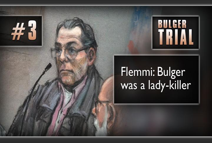 "Also key: Steven ""The Rifleman"" Flemmi's testimony that Bulger was a lady killer. Flemmi detailed Bulger's role in more than a dozen murders, including those of Debra Davis and Deborah Hussey."
