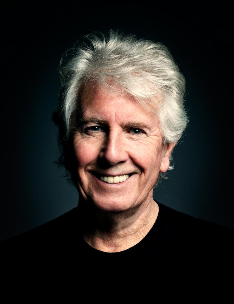 Graham Nash, today.