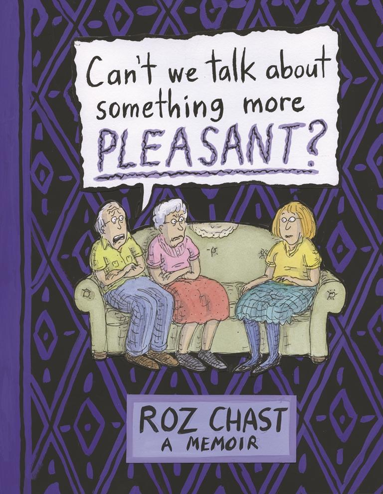 Cartoonist Roz Chast first published in The New Yorker in 1978. Her new memoir chronicles the decline of her aging parents.