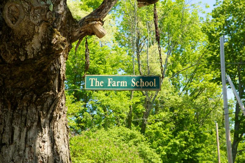 The Farm School in Athol, Mass. has been in operation for 25 years.