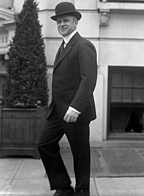 Former Massachusetts Gov. Alvan Fuller, shown in 1921