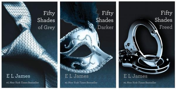 E.L. James Trilogy, 50 Shades of Grey