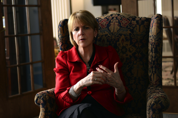 Massachusetts Attorney General Martha Coakley joined Jim and Margery for another interview about her run for governor.
