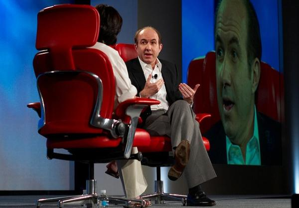 Philippe Dauman, who has served as Viacom's CEO since 2006.