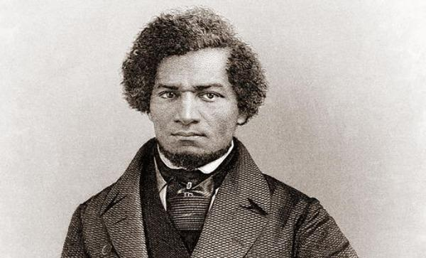Douglass before 1855.