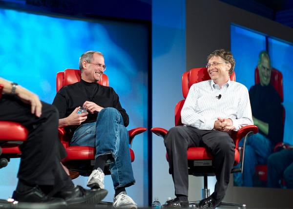 Pozen and Webb think that fewer and fewer CEOs will be absolute leaders, like Steve Jobs or Bill Gates.