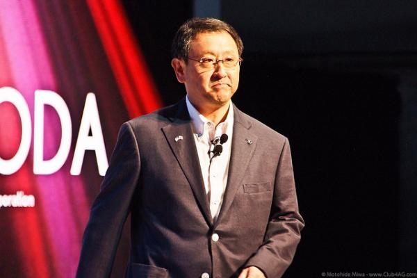 Gregersen thinks Akio Toyoda, the CEO of Toyota, may need to do more to promote innovation.