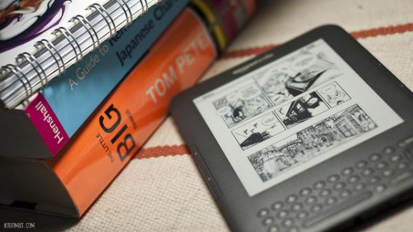 Will the e-book completely replace the print book?