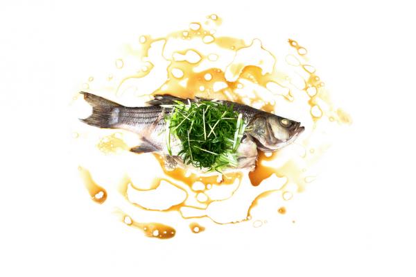 Modernist Cuisine At Home's Sea Bass