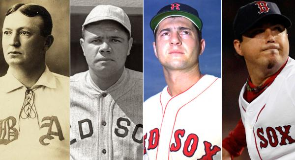 Cy Young, Babe Ruth, Carl Yastrzemski and Josh Beckett all enjoyed hot starts on the World Series Red Sox teams they played for.