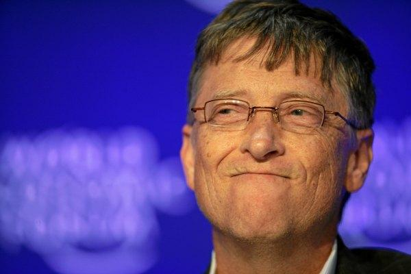 Are billionaires like Bill Gates happier than you? Not necessarily, say Norton and Dunn.