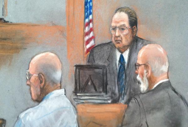 John Martorano testified in court on Monday.