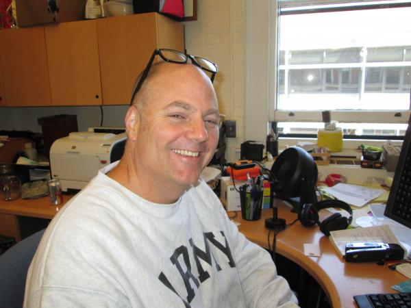 Kit Parker, Tarr Family Professor of Bioengineering and Applied Physics at Harvard University.