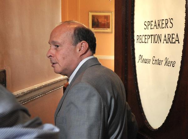 State Sen. Stanley Rosenberg