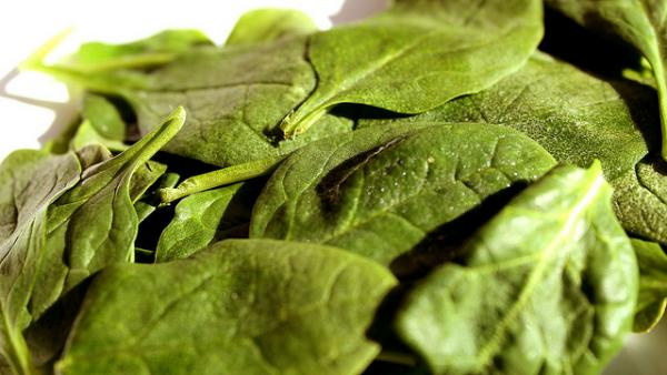 Foods with a low glycemic index - like spinach - are not only nutritious, but make it easier for you to eat healthier in the future.