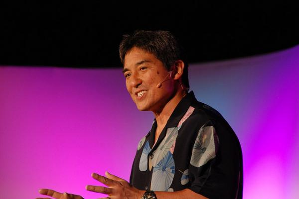 Guy Kawasaki, former Chief Evangelist for Apple and special adviser at Google, says success in Silicon Valley often requires a special ingredient: luck.