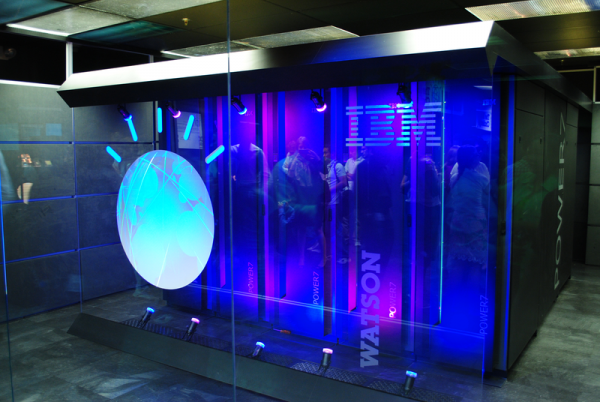 Watson, the IBM supercomputer, can interpret human speech, process an enormous volume of information, and learn and improve.