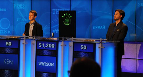 The last time you saw Watson the supercomputer, he was probably cleaning up  on Jeopardy! Now, he can be found in a variety of industries - from health care to finance.