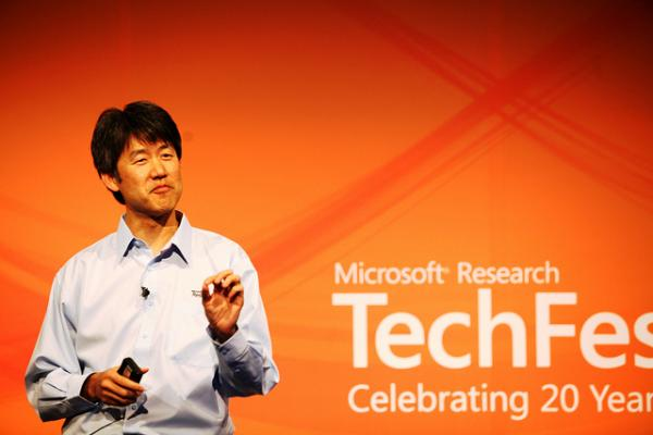 Peter Lee, head of Microsoft Research, shares some technology on the horizon that may change our lives.