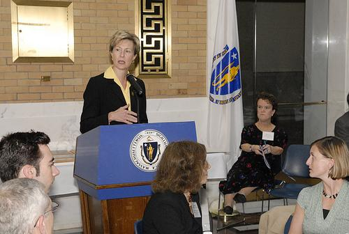 State Auditor Suzanne Bump was a guest on Boston Public Radio.