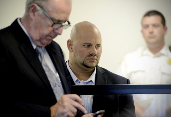 Margery Eagan spoke about the letter she received from Jared Remy (pictured) Thursday at the Boston Herald.