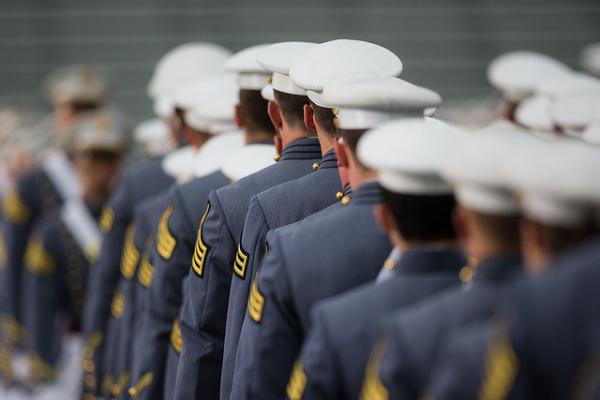 What motivates people to succeed? Historian Nancy Koehn takes a look at a new study examining the motivations of West Point graduates.