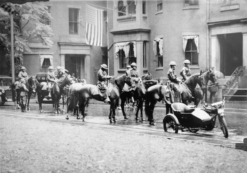 Labor Studies/ Case Study On The Boston Police Strike Of 1919 term paper 12834