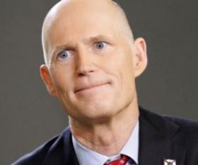 Gov. Rick Scott unveiled his $74.2-billion budget proposal.