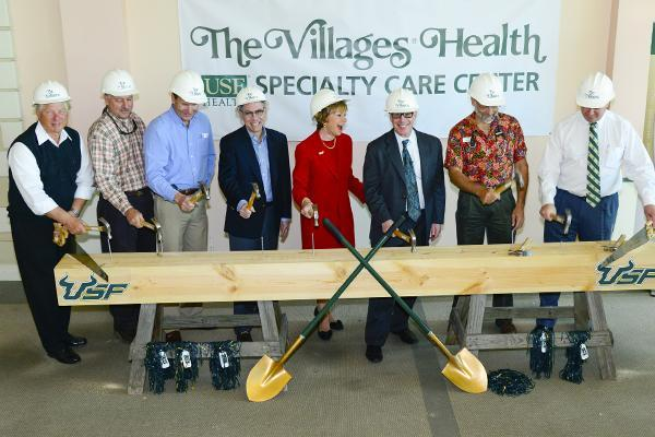 Moffitt Latest To Exit The Villages Health News Florida