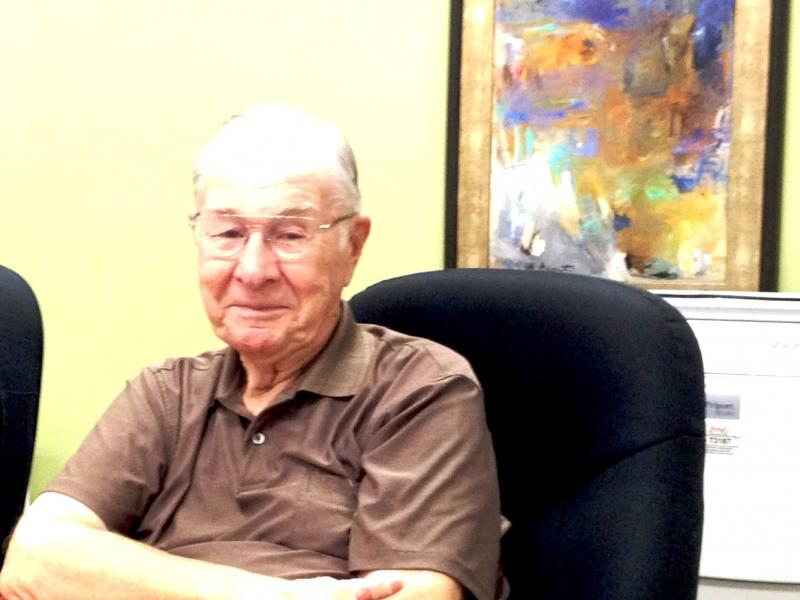 Ron MacCartney of Nokomis graduated from the Diabetes Prevention program in May.