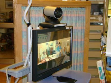 All Children's Hospital in St. Petersburg is about to complete its installation of high-resolution telemedicine cameras in the neonatal critical care units at five area hospitals.