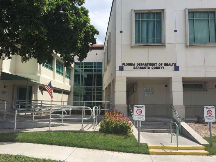 The Florida Department of Health in Sarasota County employs four obstetricians and sees pregnant women from conception to delivery.