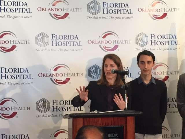 U.S. Department of Health & Human Services Secretary Sylvia Burwell spoke today about Medicaid expansion in Florida.