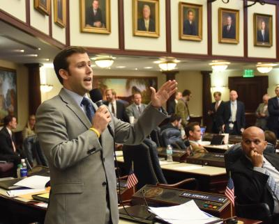 State Rep. Chris Sprowls, R-Palm Harbor
