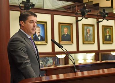 House Speaker Steve Crisafulli, R-Merritt Island