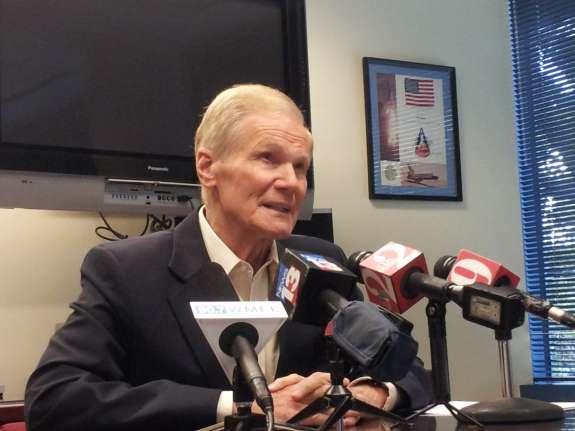 Sen. Bill Nelson.