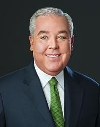 Attorney John Morgan brought his medical-marijuana crusade to the nation's premiere cannabis business trade show Tuesday.